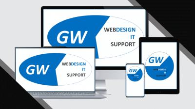 GW-Design-IT Webdesign Development IT Support